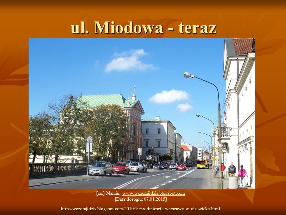 [za:] Marcin, www.wczorajidzis.blogspot.com [Data dostępu: 07.01.2015]